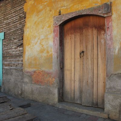 Nicaragua Leon Portes