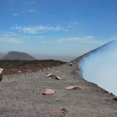 Nicaragua Volcan Telica