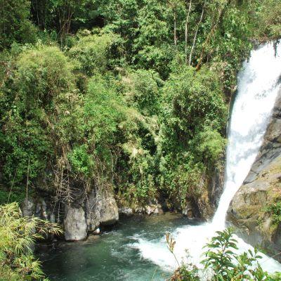 Costa-Rica cascada