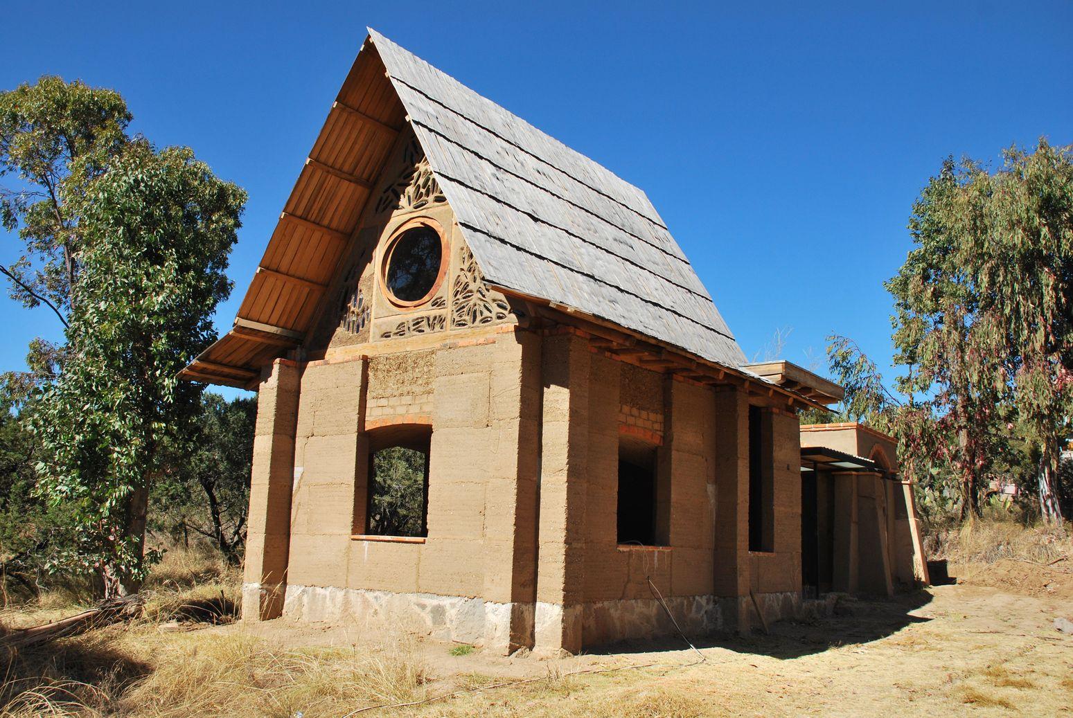 Projet San Isidro à Tlaxclo: Au cœur du Mexique, un lieu de formation et de recherche pour des constructions naturelles