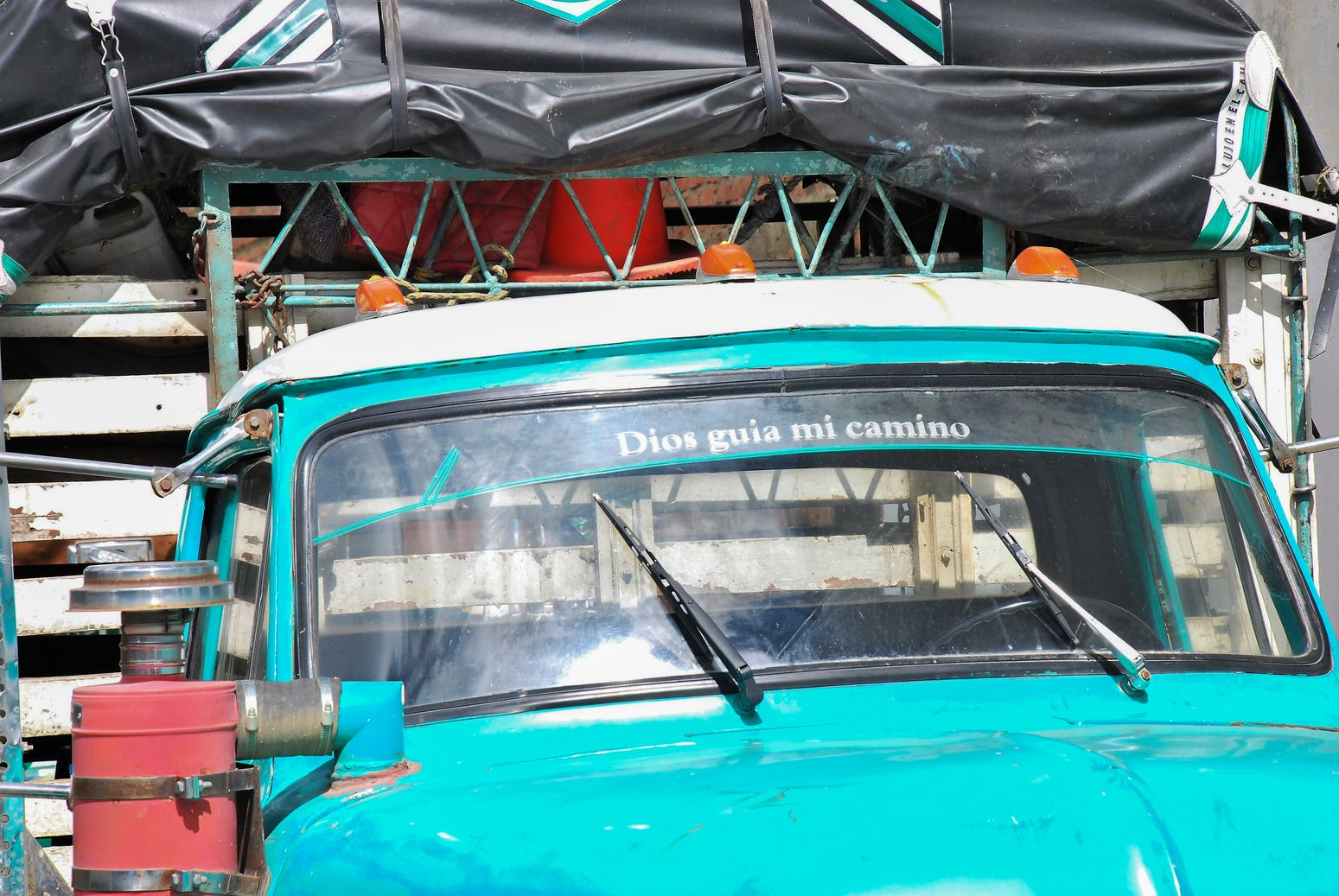 Colombie_Voiture