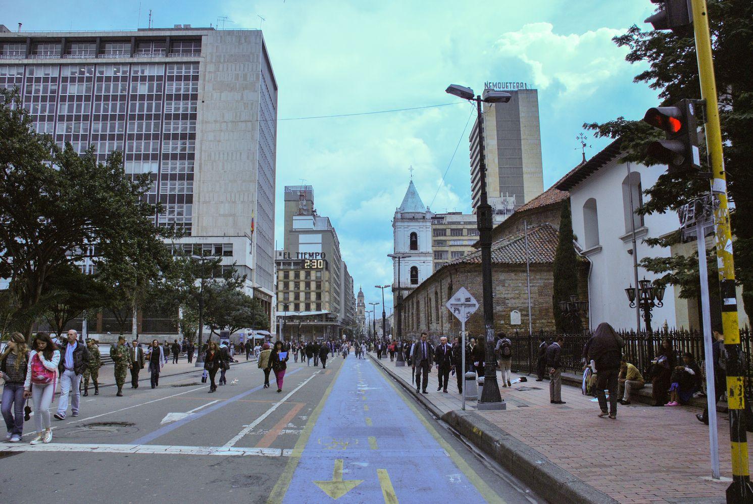 Bogotá_rue