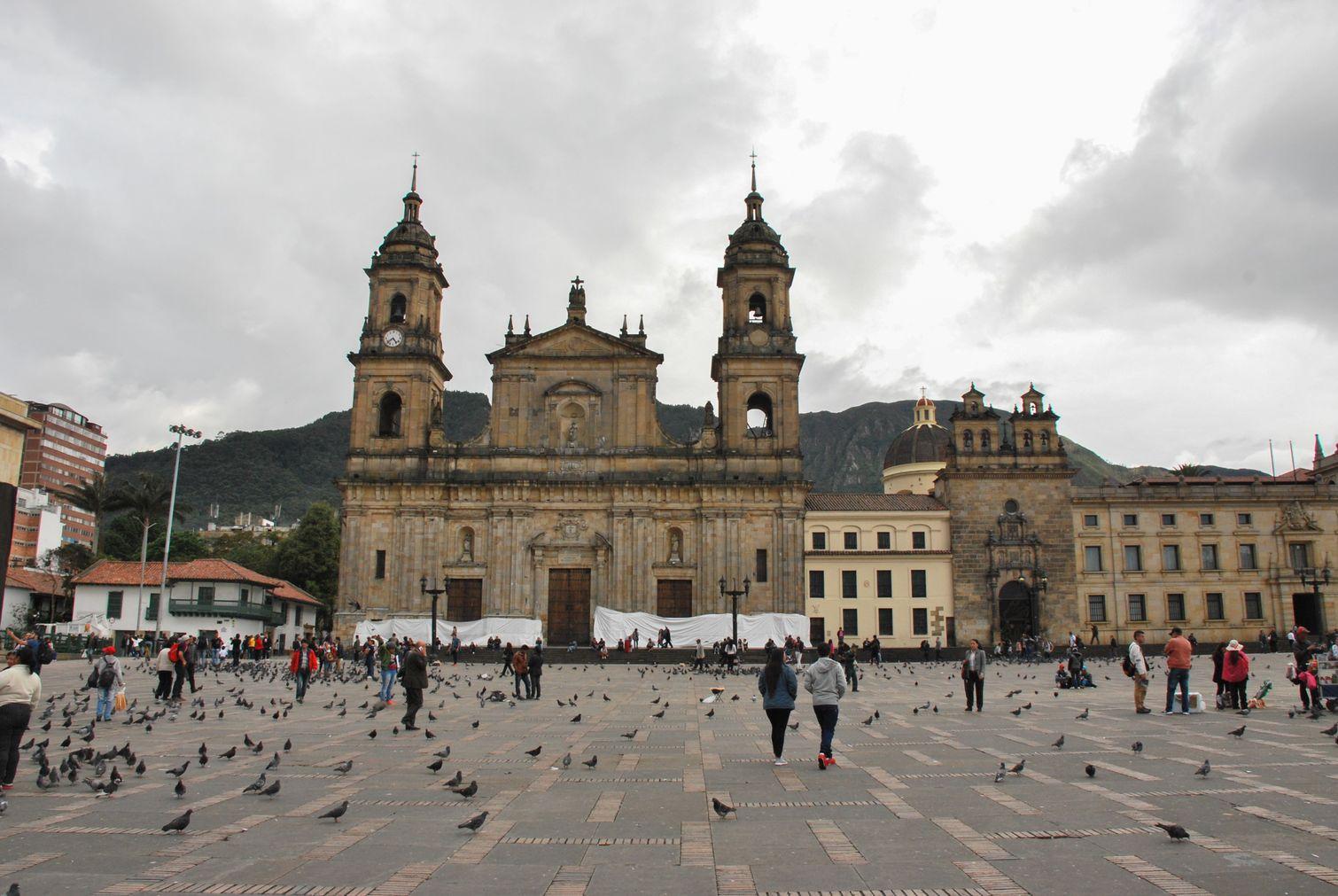 Bogotá_PLaza_Bolivar