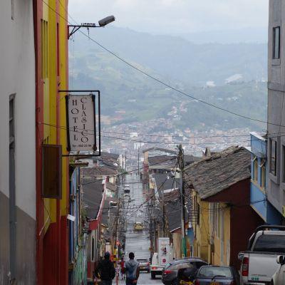 Manizales rue