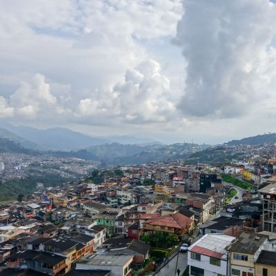 Manizales telepherique