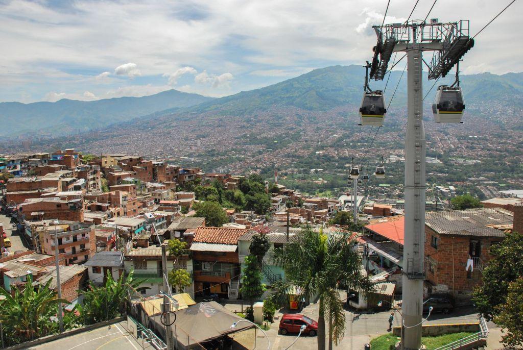 Medellin_Metro_Cable