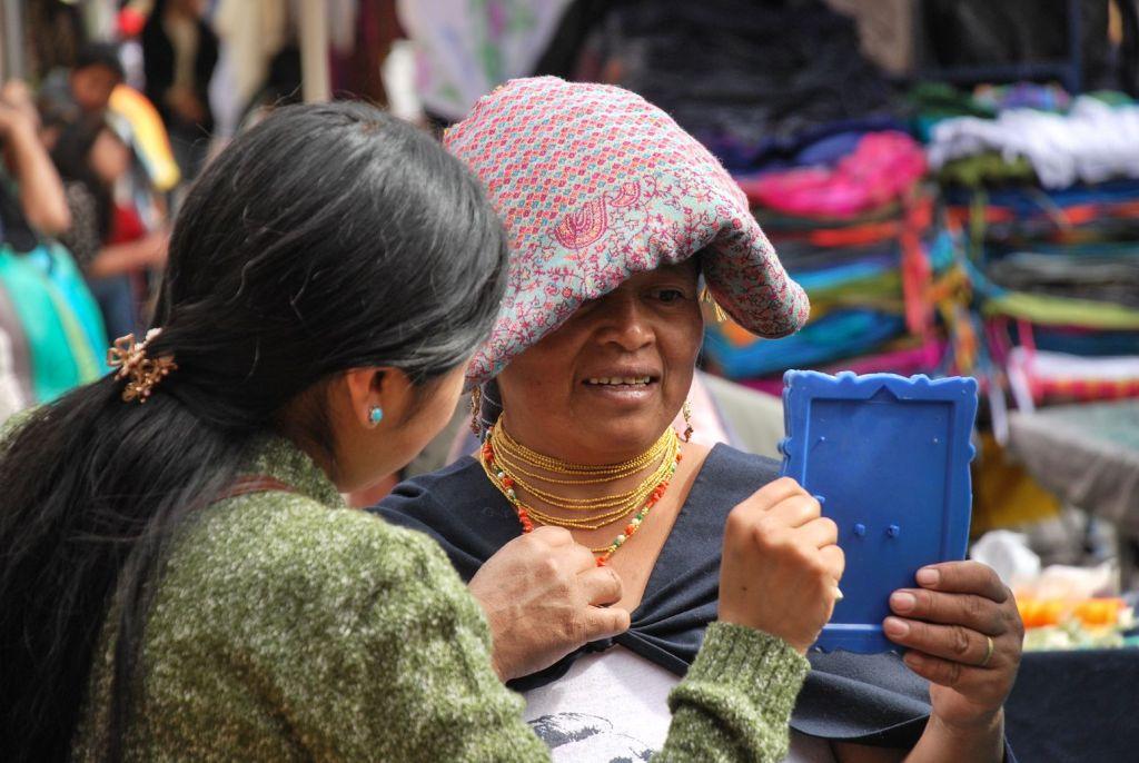 Otavalo_Femme_Essayage