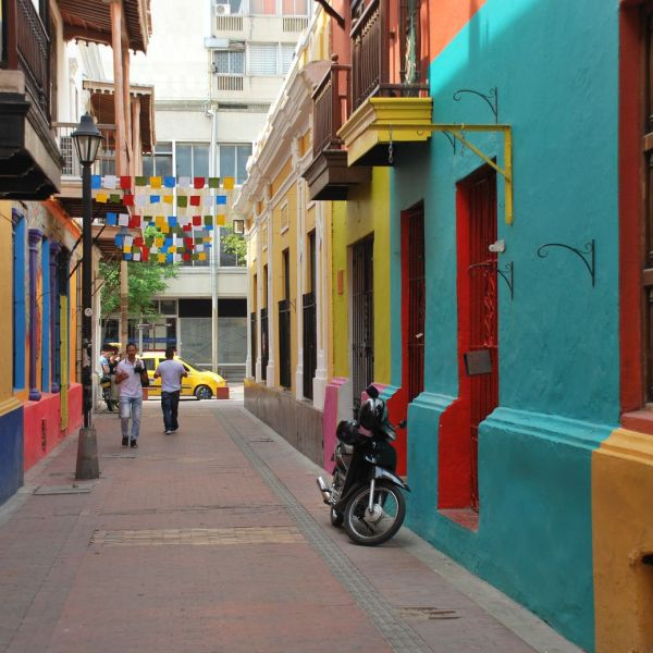Santa Marta-Colombia Color