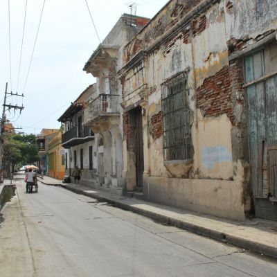 Santa Marta-Colombia Street