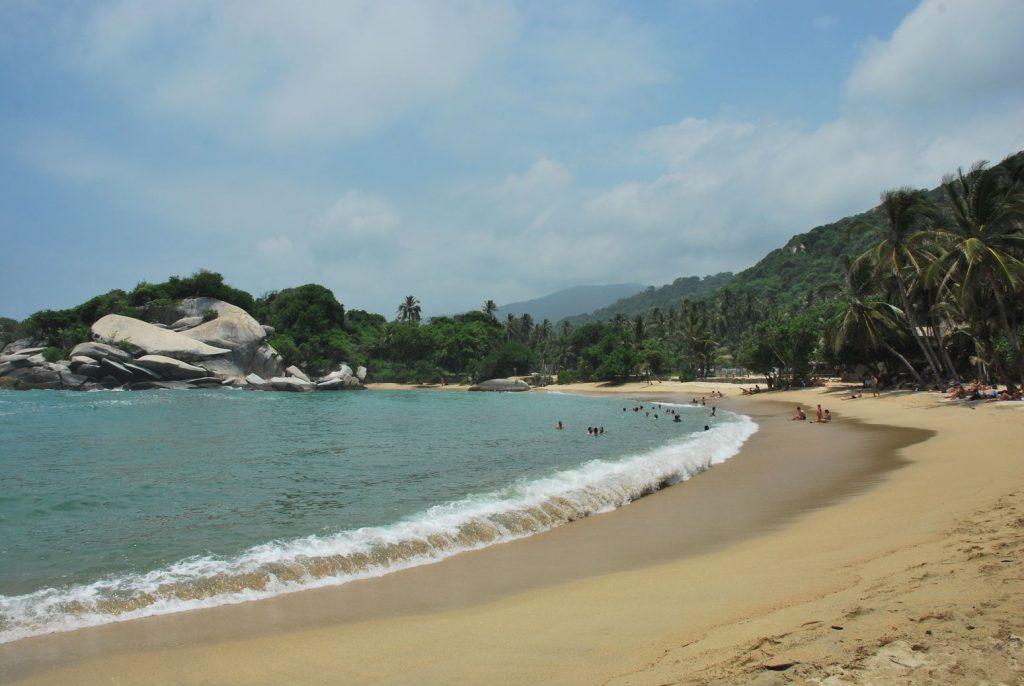 Tayrona-Cabo San Juan