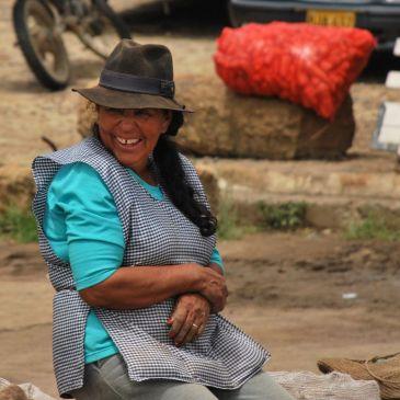 J229 à 233- Le long de la cordillère Colombienne : De Barichara à Villa de Lleiva