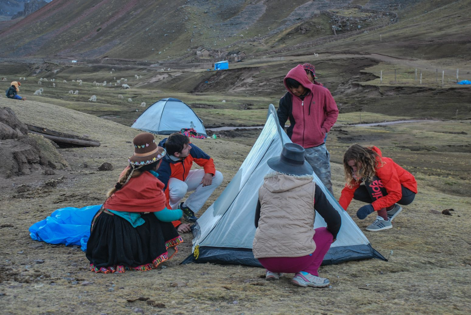 Camping_Andes