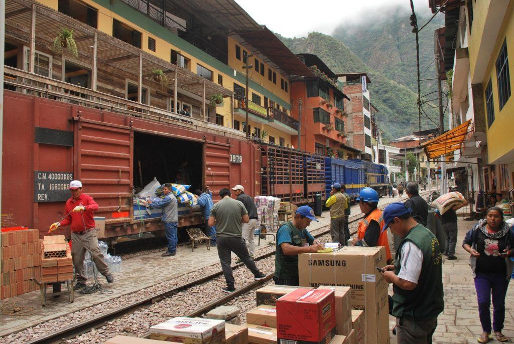 Machu Pichu_Aguas Calientes