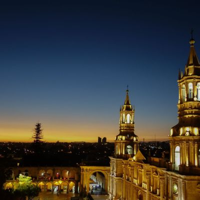 Arequipa_Place_night