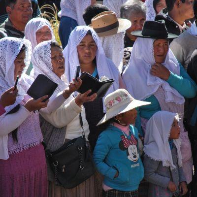 Baptème_Bolivie