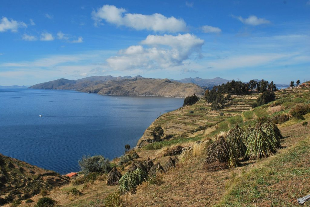 Bolivie_Isla Del Sol_Coast