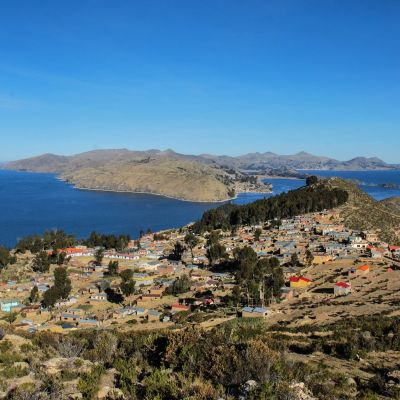 Bolivie_Isla Del Sol_Overview