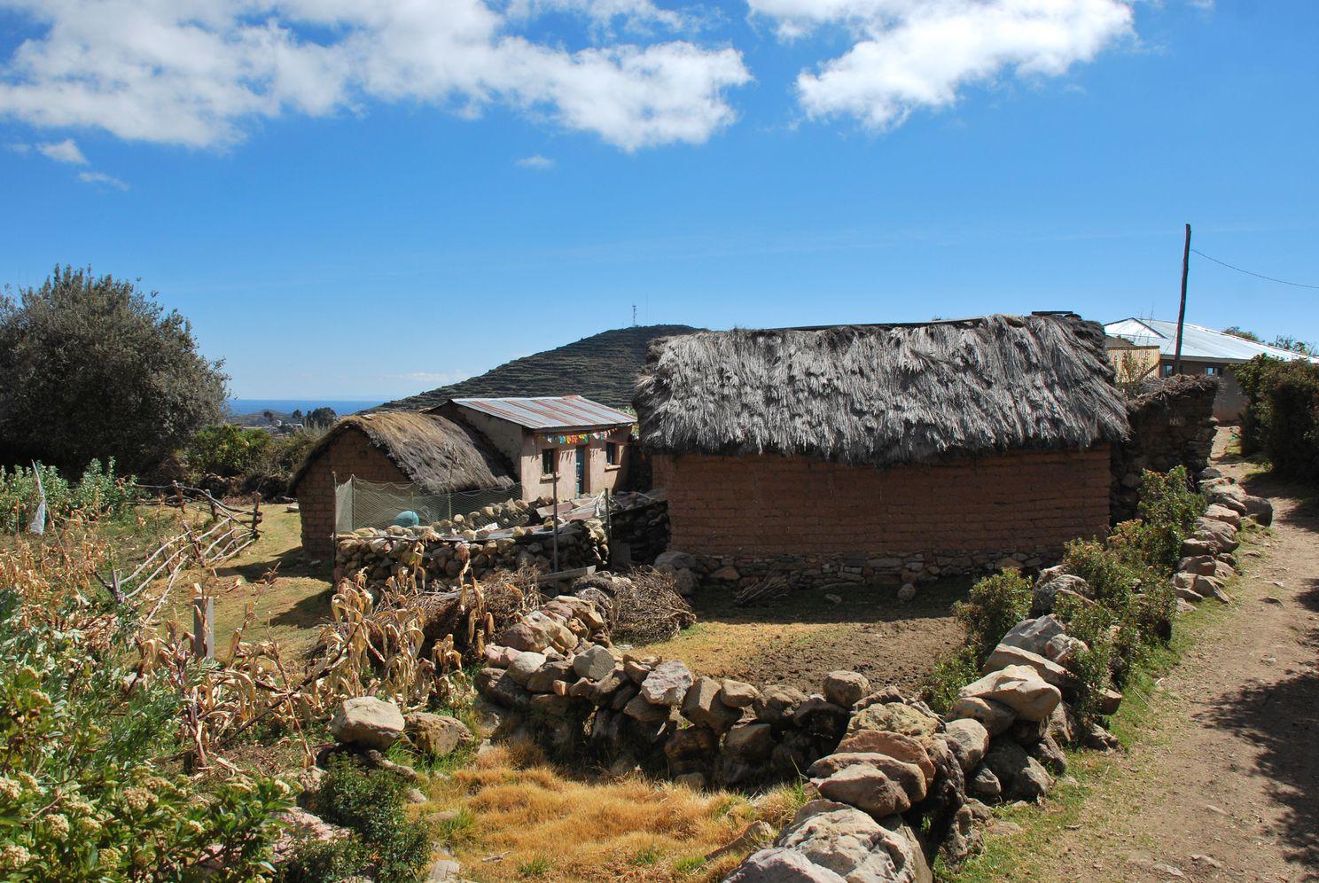 Bolivie_Isla Del Sol_pueblo