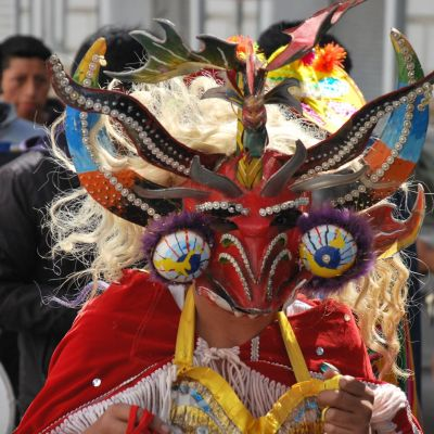 Bolivie_Mask
