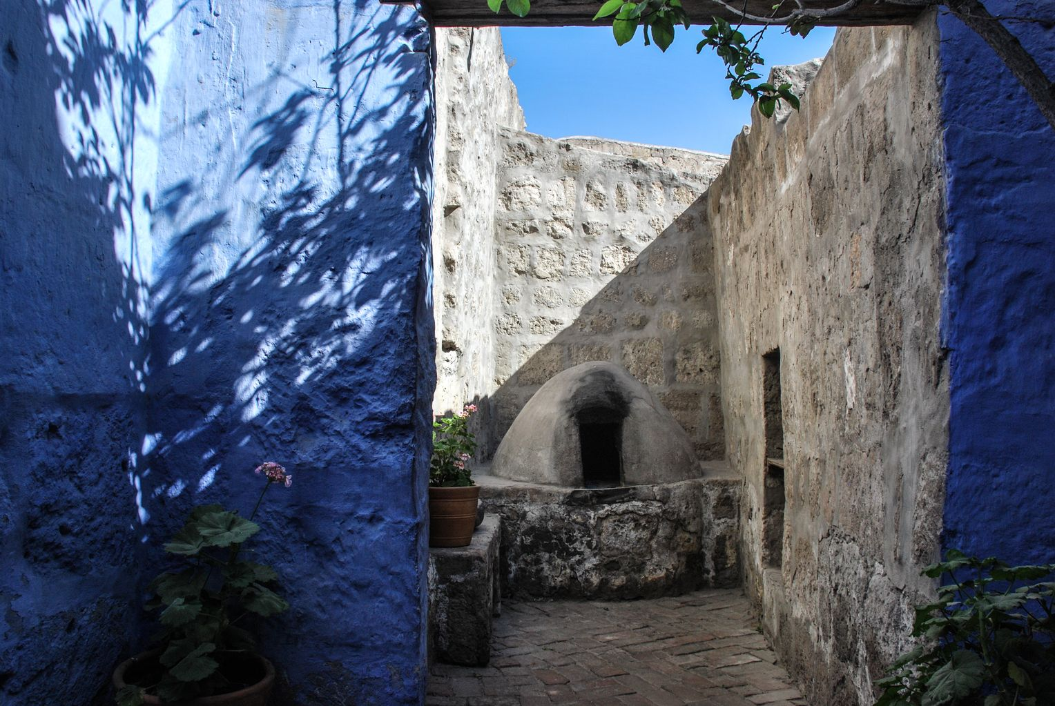 Cour_Couvent_Arequipa
