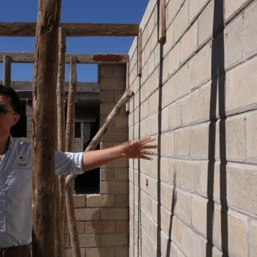 Echale A tu Casa : Projet social et développement d'un système de construction en blocs de terre au Mexique