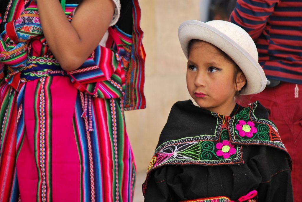 Fillette_Bolivie