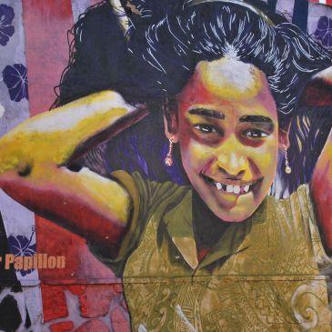 J 347 et 348 : Valparaíso, quand le Street Art sublime une ville entière…