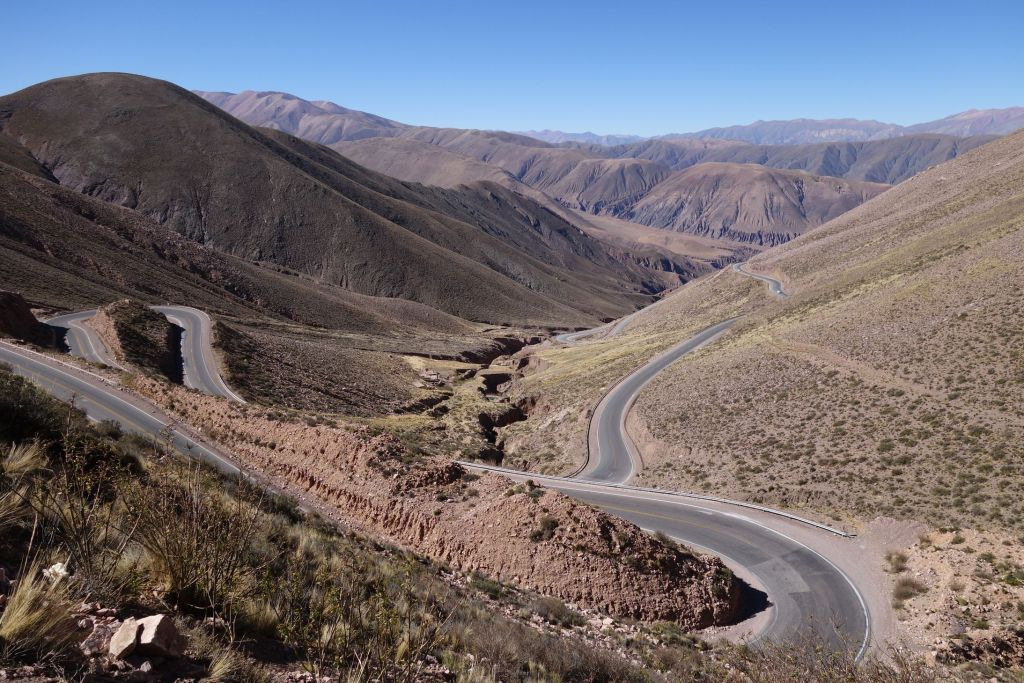Nord_Argentine _Route