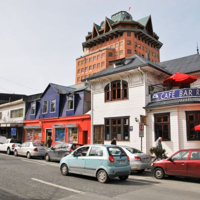 Chili_Café Puerto Montt
