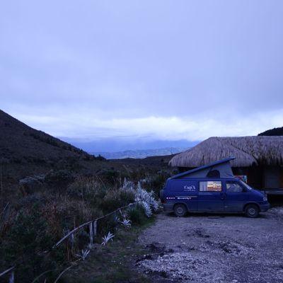 Colombie_Laguna Verde