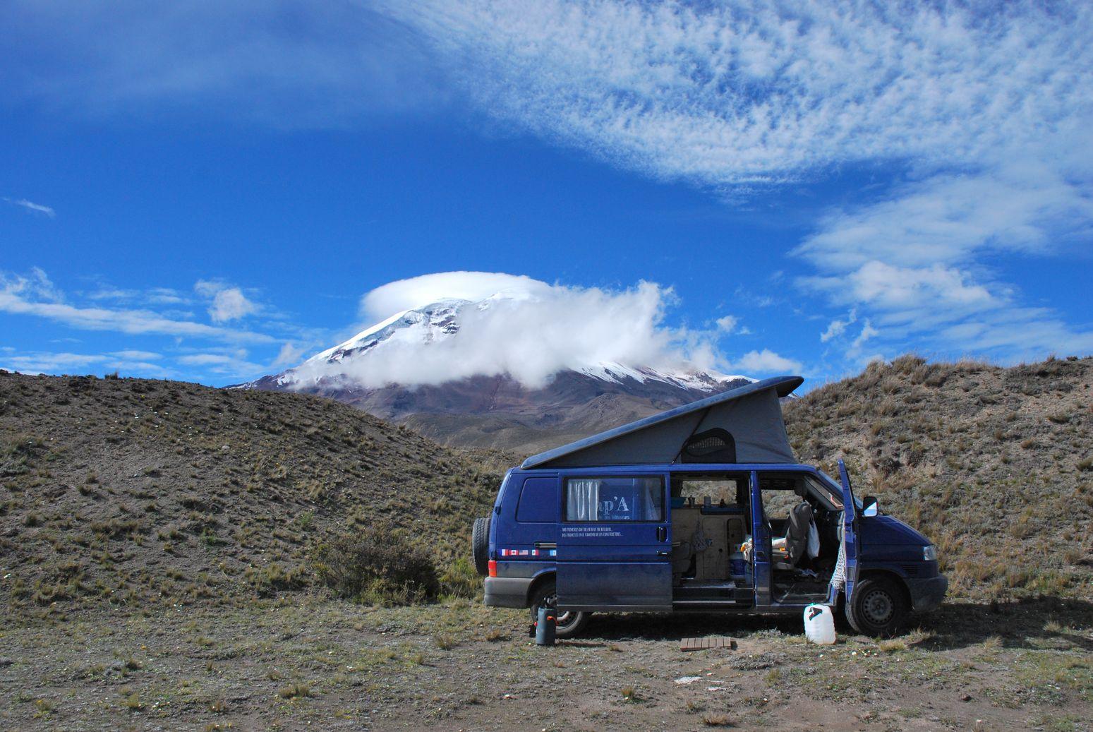 Equateur_Plaine Chimborazo