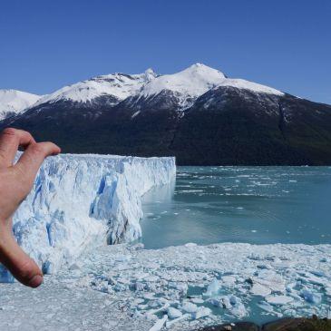 J 389 : Rencontre hors du commun avec un géant de glace : Le Perito Moreno