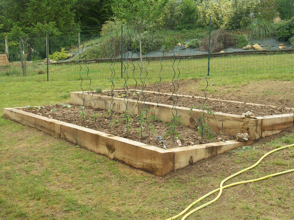 création jardinières 37