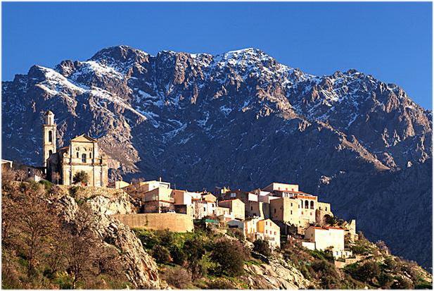 Montegrosso Haute Corse Corse France Cap Voyage
