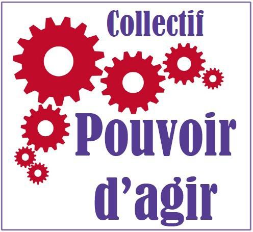 Logo collectif pouvoir d'agir