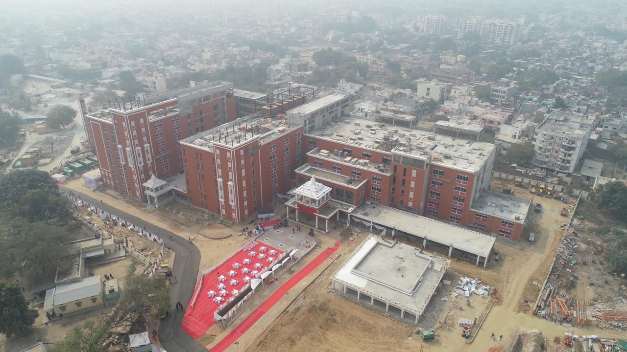 Tata Trust, Cancer Hospital, Varanasi, UP