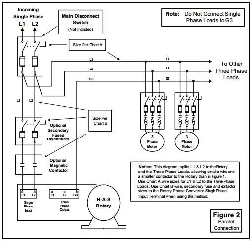 Single Phase To 3 Converter Wiring Diagram - Wiring Diagram