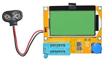 Signstek MESR-100 V2 Auto Ranging in Circuit ESR LCR meter