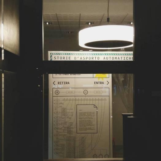 Prototipi 2016 Festivaletteratura Mantova Storie d'asporto automatiche