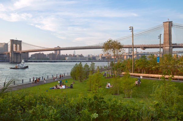 A History of Brooklyn Bridge Park: How a Community ...