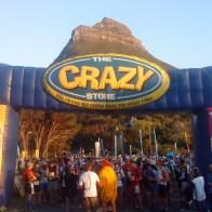 Table Mountain Challenge 2010 start