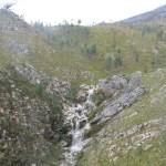 Kleinkoffiegat, Day 1, Genadendal Hiking Trail