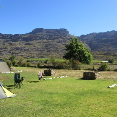 Driehoek campsites, Central Cederberg