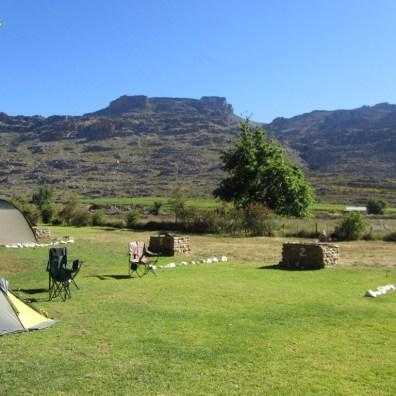 Driehoek campsites, Central Cederberg