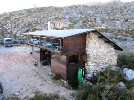 Ski Hut, Matroosberg Nature Reserve