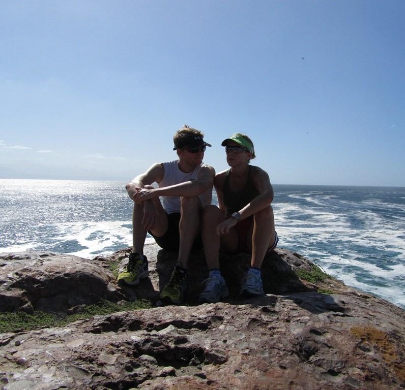 Chantelle & Trevor, Robberg Peninsula