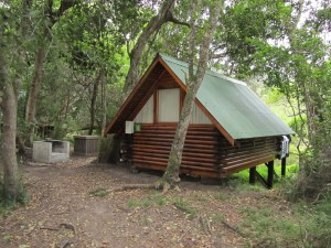 Forest Hut at De Vasselot, Nature's Valley