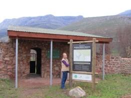 Greyton Nature Reserve entrance