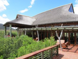 Garden Route Game Lodge Restaurant