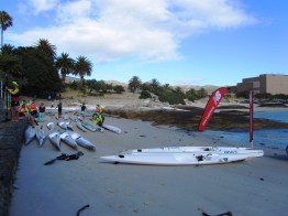 Seaforth Ocean Challenge Best 4 Surfski Series 2012